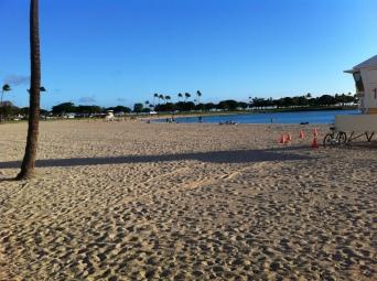 Ala Moana Beach Park, Honolulu-Hawaii